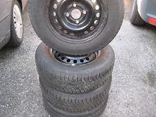 Satz Som-Reifen Opel Kadet E-Cabrio  13 Zoll