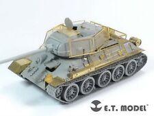 JS-2 ET Model 1//72 #E72038 WWII Soviet Bedspring Armor Detail Up for T-34//85