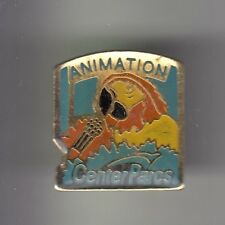 RARE PINS PIN'S .. ANIMAL OISEAU BIRD PERROQUET PARROT CENTER PARC ANIMATION ~DB