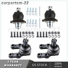 4 Pieces Front Ball Joints  Suspension kit for 1995-1997 Nissan Pickup 4WD