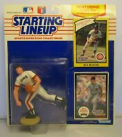 1990  RICK REUSCHEL Starting Lineup (SLU) Baseball Figure - SAN FRANCISCO GIANTS
