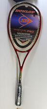 NEW Dunlop Tour Pro Series Tournament Performance Squash Racquet w/ Cover