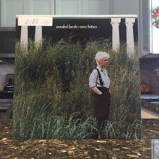 PROMO NM Annabel Lamb Once Bitten LP Vinyl Record Depeche Mode The Cure