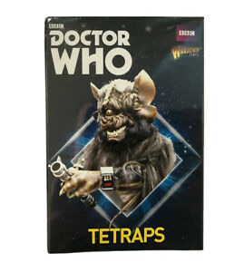 DOCTOR WHO MINIATURES Warlord Games NEW Tetraps