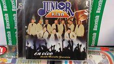 Junior Klan En vivo Desde Merida Yucatan CD New Sealed