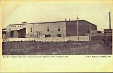 RPPC Vinegar Factory Southern Fruit Products Rogers Arkansas PC127