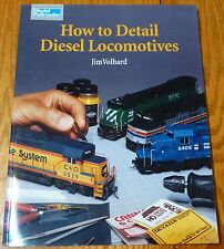 How to Book: #12186 How To Detail Locomotives (We Combine Ship)