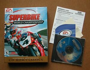 PC Videogame Superbike EA Sports USA Edition
