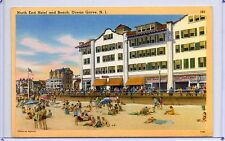 NORTH END HOTEL & BEACH-OCEAN GROVE,NJ 1967