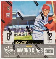 2020 PANINI DIAMOND KINGS BASEBALL - FACTORY SEALED HOBBY BOX