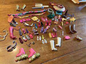 Vintage Barbie Accessories Lot