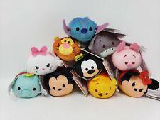 "Disney ""Tsum Tsum"" Mini Plush Characters Toy - New"