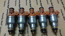 94-97 Volvo 850 850R T5  Bosch Turbo B5234T Fuel Injector 2.4L 0280150785 set 5