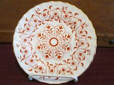 "ROYAL CROWN DERBY ROUGEMONT BREAD & BUTTER PLATE - 6 3/8"" 0904F"