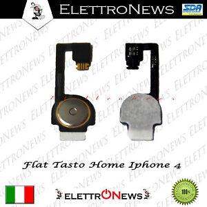 Flat tasto Home Iphone 4 Sicuro e Garantito