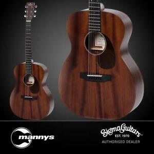 Sigma 000M-15 Acoustic Guitar w/ Solid Mahogany Top