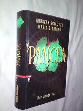 Andreas Schlüter, Mario Giordano: Pancea - Der achte Tag (Gebundene Ausgabe)