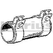 Pipe Connector, exhaust system KLARIUS SLV9