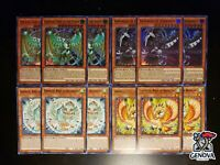 SIMORGH DECK CORERIRALORD OF THE STORM DARKNESS PROTECTION ELBORZ YuGiOh