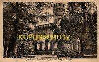 AK Historische Ansichtskarte  Binz a. Rügen  Forsthaus Prora