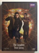 DOCTOR WHO: Complete Third Series - NEW SEALED DVDS!!