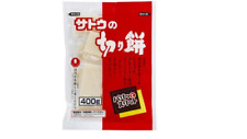 Sato Cut Mochi Japanese Rice Cake 400g