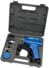 Solder Gun kit 100wx230volt Draper Tools