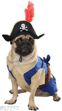 ZACK & ZOEY Dog Clothes Chihuahua Puppy PIRATE PUP Halloween COSTUME XS X Small