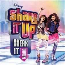 Shake It up Break It Down Disney CD DVD (Selena Gomez  Margaret Durante) - New