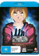 Fullmetal Alchemist: Brotherhood Collection 1 (Ep 01-13) NEW B Region Blu Ray