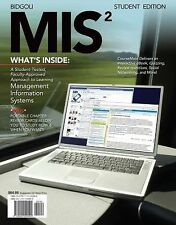 MIS2 : Management Information System by Hossein Bidgoli (2011 2nd edition