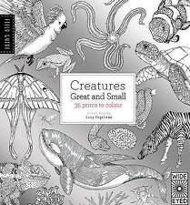 Very Good, Field Guide: Creatures Great and Small (Field Guides), , Book