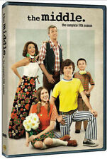 Middle: The Complete Fifth Season - 3 DISC SET (2014, REGION 1 DVD New)