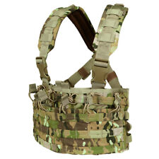 RAPID ASSAULT CHEST RIG IN GENUINE CRYE MULTICAM - MILITARY FIELD GEAR BY CONDOR