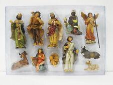 Krippenfiguren 11-teilig H.:10cm in Plastikbox (0940720)