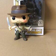 Funko Pop Indiana Jones Vinyl Action Figures Collection Model Toys with Bo