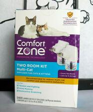 Comfort Zone Multicat Control Two Room Diffuser Kit