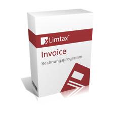 Limtax Invoice 2020 - Rechnungsprogramm (Angebote Rechnungen Gutschriften lqpl)