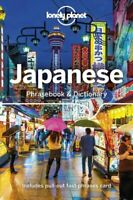 Lonely Planet Japanese Phrasebook & Dictionary by Lonely Planet 978178701466