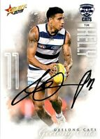 ✺Signed✺ 2019 GEELONG CATS AFL Card TIM KELLY