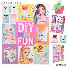 Depesche 10956 Topmodel DIY Paper Fun Book