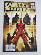 Cable and Deadpool #38 (Marvel Comics 2007)  FN 1st Bob, Agent of Hydra