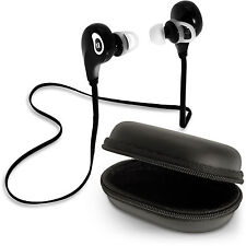 Universal In-Ear Mobile Phone Headsets with Volume Control