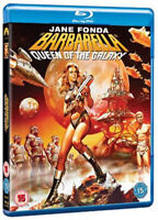 Barbarella - Queen Of The Galaxy Blu-Ray Nuevo Blu-Ray (BSP2367)