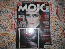 MOJO Magazine + CD Nov 2014 SIOUXSIE Kate Bush Bryan Ferry George Harrison U2