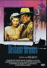Distant Drums (1951) Gary Cooper, Mari Aldon DVD *NEW