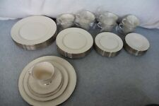 Maywood by Lenox China 5pc  Place Setting Service for 8 NEW WITHOUT TAGS