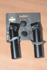 NEUF : Embouts de guidon Cintre Aluminium UNO KALLOY 28.6mm Noir , fixation 23mm