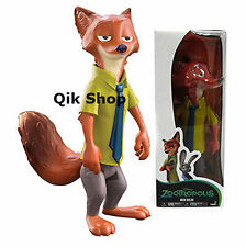 Tomy Disney Zootropolis JUDY HOPPS, NICK WILDE 23cm Action Figure