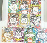 Liz Pichon 10 Books Collection Set Tom Gates Series Paperback NEW